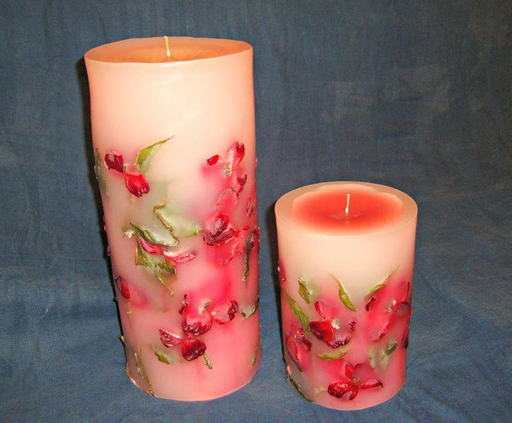 Κηρόφως : Κεριά δαπέδου. Big candles for weddings