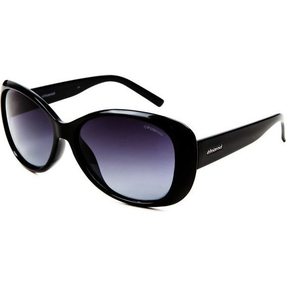 Polaroid Polarised Sunglasses Black 57mm PLD 4014/S | Buy Polarised Sunglasses