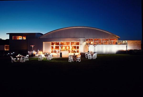 Saltwater Farm Vineyard - My DREAM Venue
