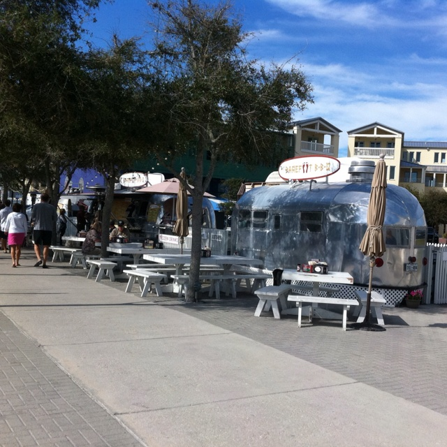 Food Trucks Seaside Fl