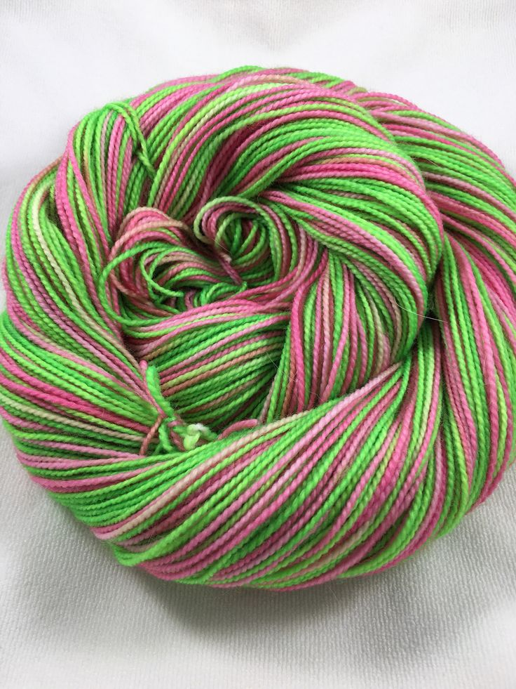 Hand dyed Superwash Wool; 100 grams / 357 yards Finger Weight Yarn; Variegated Sock Yarn ~ Spring Fling by MagnoliaFiberStudios on Etsy https://www.etsy.com/listing/508873278/hand-dyed-superwash-wool-100-grams-357