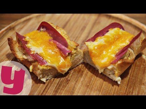 Akan Baget Sandviç Tarifi (Durduramazsın!)   Yemek.com - YouTube