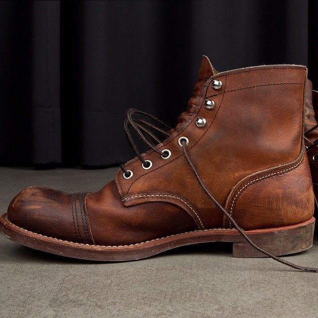 25  Best Ideas about Red Wing Logger Boots on Pinterest | Red wing ...