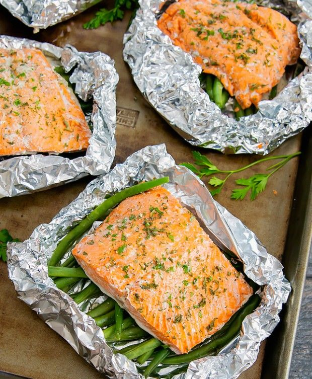 Best 25 salmon foil ideas on pinterest easy salmon recipes ranch seasoned salmon foil packets ccuart Gallery
