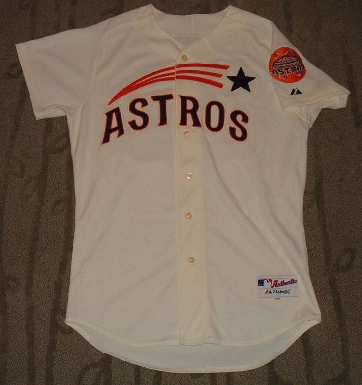 Sammy Gervacio Houston Astros Game issued Un Worn Used 2010 TBTC Jersey | eBay