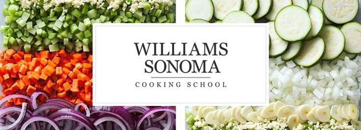 Williams-Sonoma Cooking School