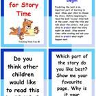 A wonderful set of 14 cards plus Guidelines for how to begin reading to a child.  Before you begin: Predicting the text is an important part of lea...