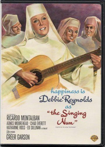 The Singing Nun, 1966 starring Debbie Reynolds and Ricardo Montalban