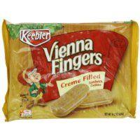 Keebler Vienna Fingers Cookies (Pack of 6) $8.91