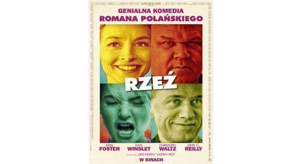 Rzeź,  R. C. Reilly jako Borys! Inspiracja