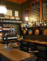 Jerusalem Tavern's bar space.: Europe England London, Tavern Bar, Pub Crawl, St. Peter, Jerusalem Tavern, Pubs Bar, Nawamin Ideas, Bar Spaces, Peter Brewery
