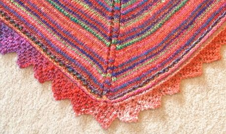 1000+ images about Knit Edgings and Borders on Pinterest Cable, Knitting an...