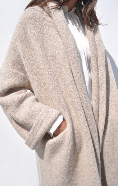 The Darker Horse: Cozy: Featuring Knitwear Designer Lauren Manoogian