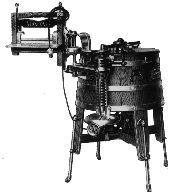 Lavadora Maytag 1911