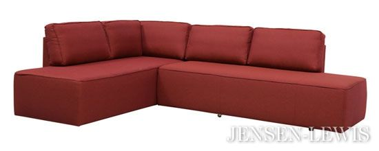 The New York Sectional Sleeper Sofa at Jensen Lewis Furniture