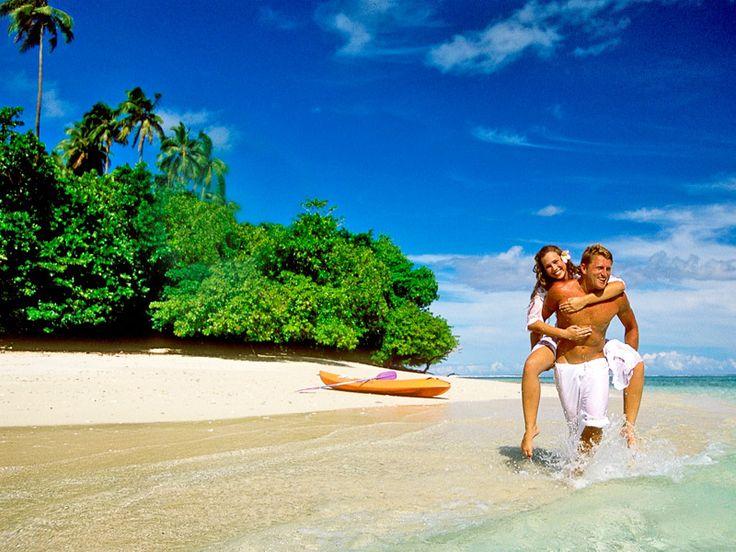 Enjoy the beautiful beaches at Sinalei Reef Resort & Spa, Samoa  www.islandescapes.com.au