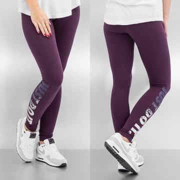 Leggings Nike violet