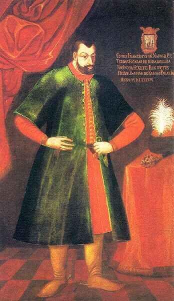 "Ferenc Nadasdy Bathory (took his wife's name.) ""Black Hero of Hungary,"" spent time fighting in the wars against the Turkish Ottoman Empire. ""Fekete bég"" a igazi törökverő hazafi !!!!!!!!!!!!!!!!!!!!!!!!!!!!"