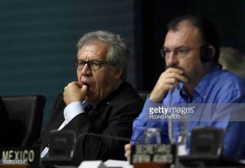 07-23 Organization of American States Secretary General,…... #almagro: 07-23 Organization of American States Secretary General,…… #almagro