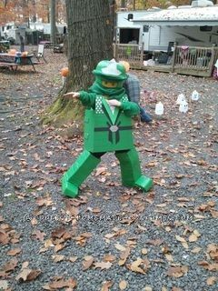 Most Wanted Lego Ninjago Costume – Ninjago Lloyd... This website is the Pinterest of costumes