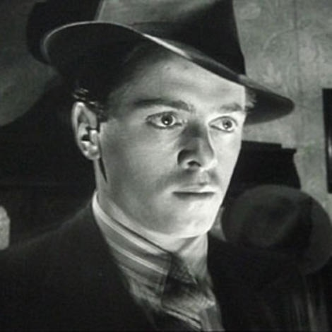 Richard Attenborough in BRIGHTON ROCK.