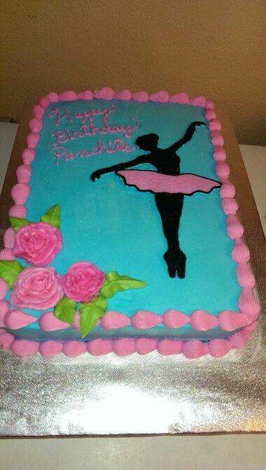 Ballarina cake                                                                                                                                                     More