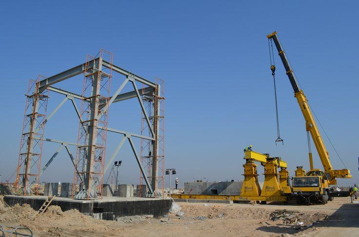Centrala Electrica 1,250 MW Shatt Al- Basra