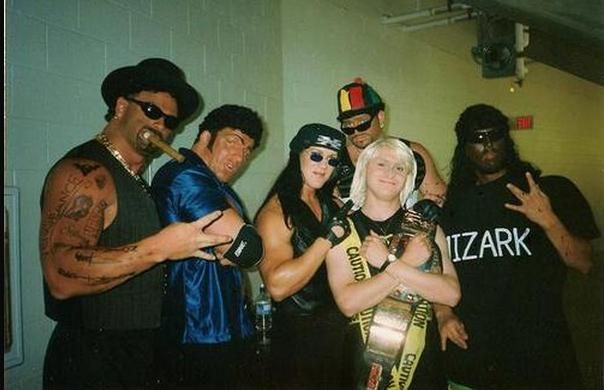 DX DISGUISED AS THE NATION....CLASSIC!!!