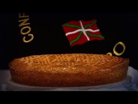 Gâteau basque : le dessert incontournable du Sud-Ouest - YouTube