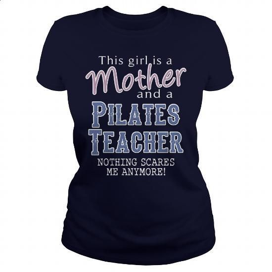 Awesome Tee For A Mom and A Pilates Teacher - #t shirt printer #orange hoodie. ORDER HERE => https://www.sunfrog.com/LifeStyle/Awesome-Tee-For-A-Mom-and-A-Pilates-Teacher-Navy-Blue-Ladies.html?60505