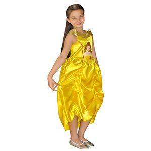 Belle Kız Çocuk Kostümü Klasik 2-3 Yaş, 2 yaş doğum günü kostümleri