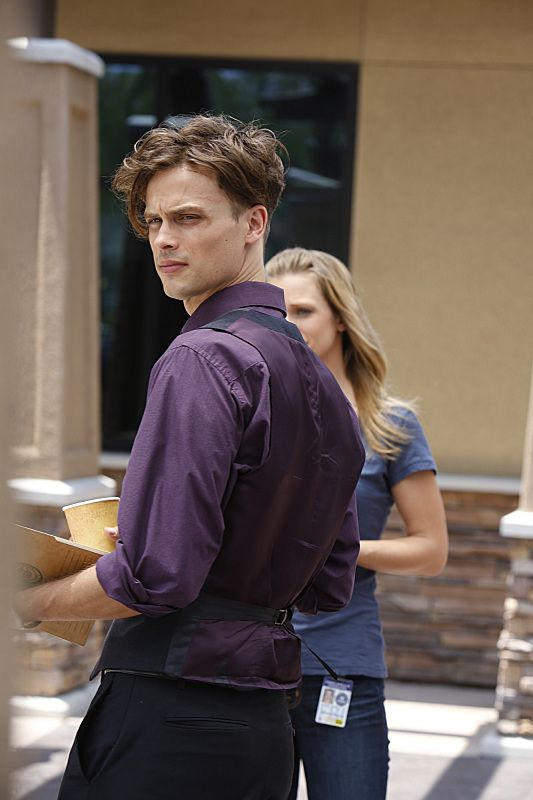 Well. Looks like season 9 Reid is the sexiest one yet... (well, after season 6) <3