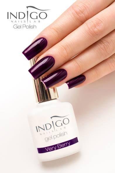 Very Berry   indigo labs nails veneto
