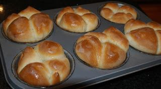 Little Bit of Everything: Kitchen Aid Sixty Minute Dinner Rolls