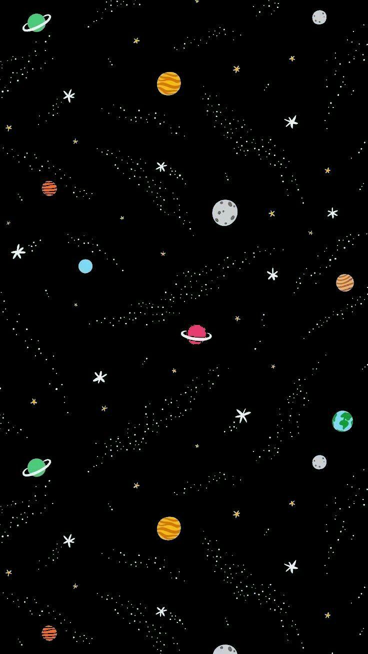 Space Phone Wallpaper