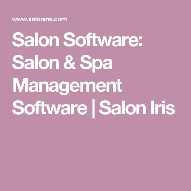 Salon Software: Salon & Spa Management Software | Salon Iris