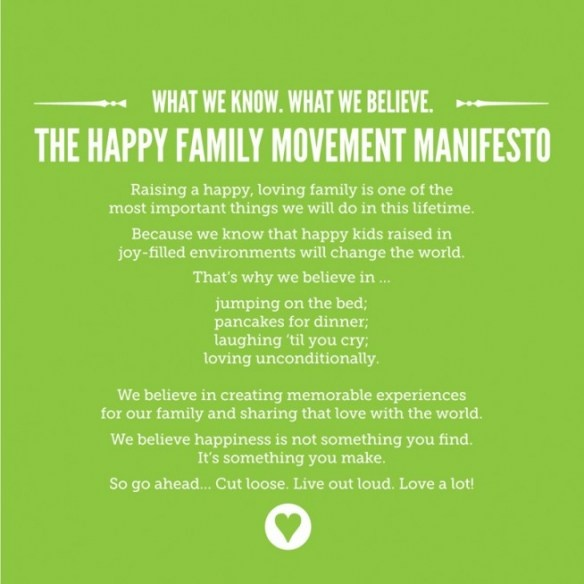 Simple ideas for cultivating familytogetherness