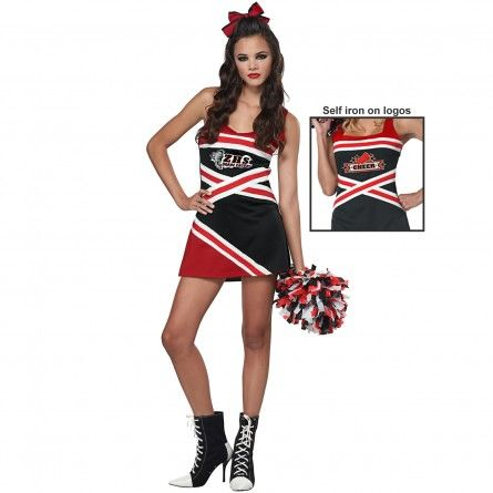 Teen Girls Cheerleader Costume