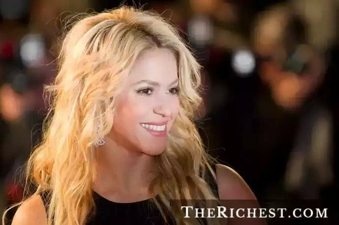 Shakira - Pies Descalzos Foundation a nonprofit organization that aims to make education available for everyone in Haiti, South Africa, and Colombia