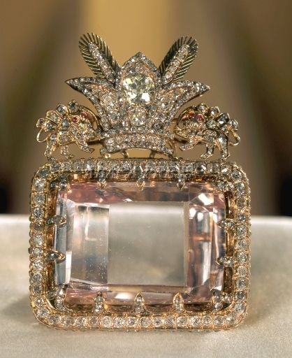 Daria-I-Noor, a One Hundred and Eighty Two Carat (WOW) Diamond