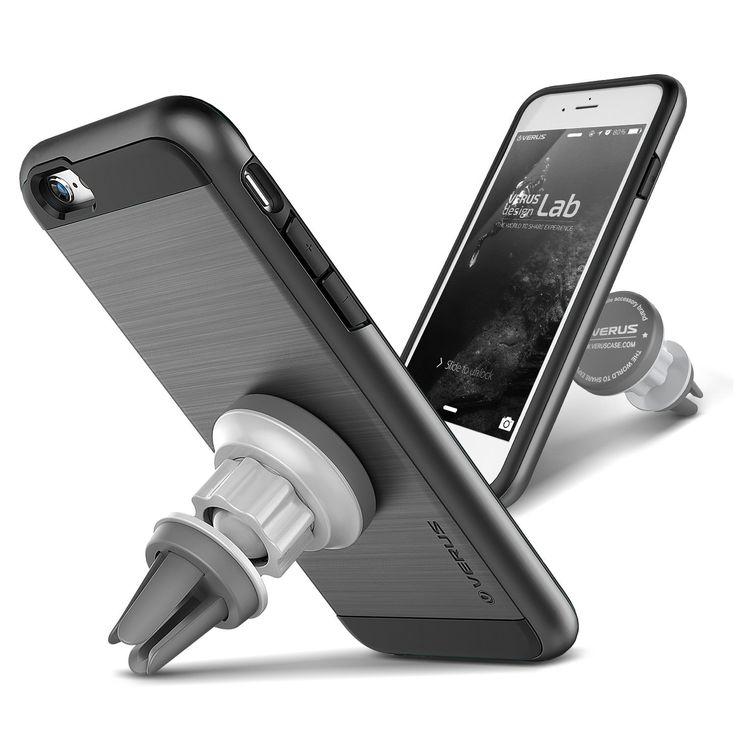 Custodia iPhone 6/6s [ Verus Magnetic Flat ]