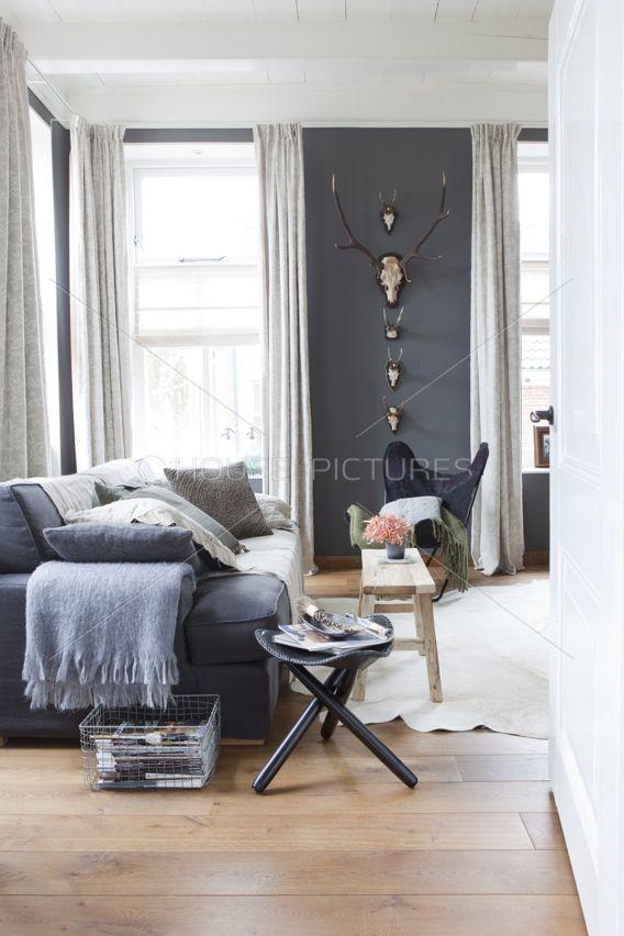 .stoer landelijk stijlvol - warme vloer