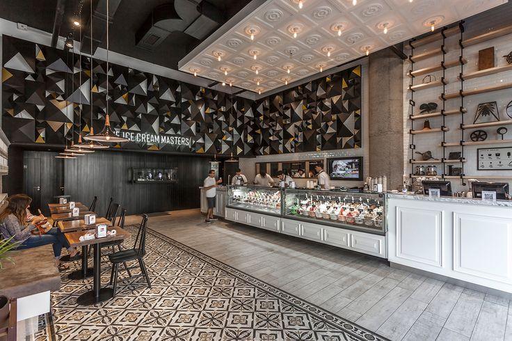 "Consulta mi proyecto @Behance: ""Lucciano´s Icecream & coffee shop, Olivos"" https://www.behance.net/gallery/47609567/Luccianos-Icecream-coffee-shop-Olivos"