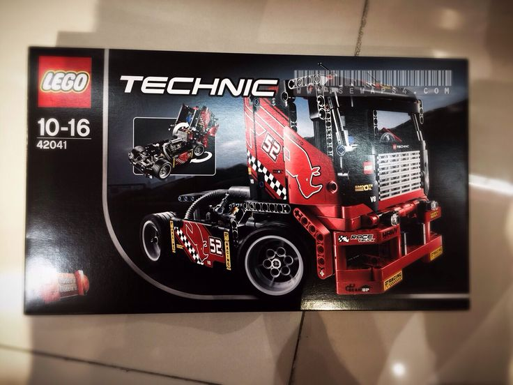 Lego Technic 42041.. Too bad its not support power function