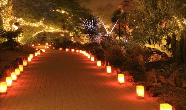 Nasza ulubiona inspiracja LED: Oświetlenie LED ścieżki na meksykańskim wzgórzu w…