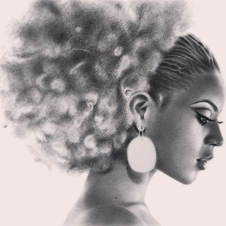 Pencil on paper. Beyonce