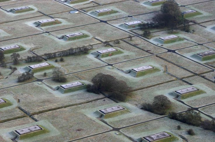 image source http://earth66.com/aerial/ministry-defence-explosives-storage-depot-longtown/