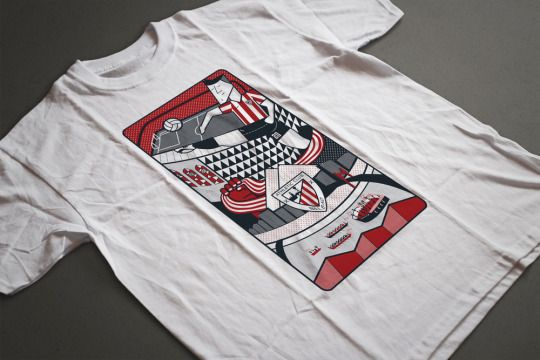 Athletic Ieup! Tee