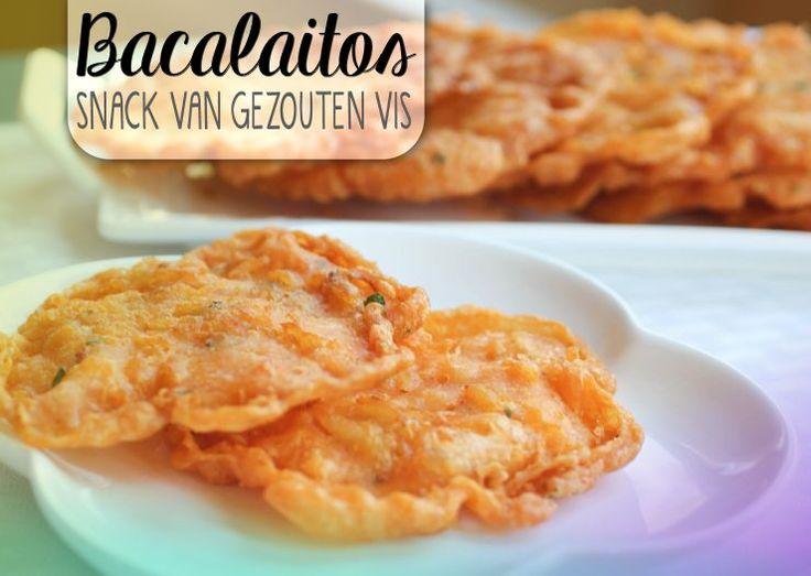 Bacalaitos zijn een heerlijke, Caribische snack met gezouten vis. Deze kleine flensjes vinden hun oorsprong in Puerto Rico, maar ook op de Antillen zijn ze al heel lang bekend. Jekunt de bacalaito…