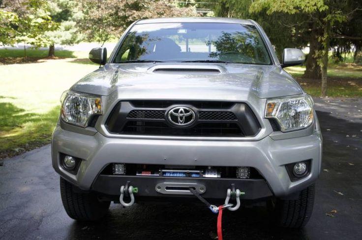 Toyota Tacoma 2012-15 Winch Bumper - U.S. Off Road